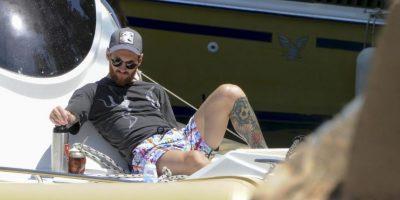 Así son las vacaciones de Lionel Messi y su familia Foto:Grosby