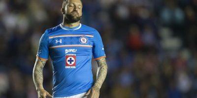 El delantero narturalizado mexicano no encontró cabida en ningún club de la Liga mexicana. Foto:Mexsport