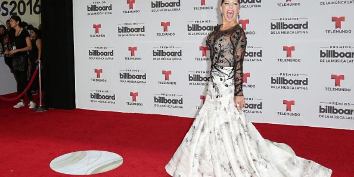 Alejandra Guzmán cancela su presentación de esta noche en Tijuana