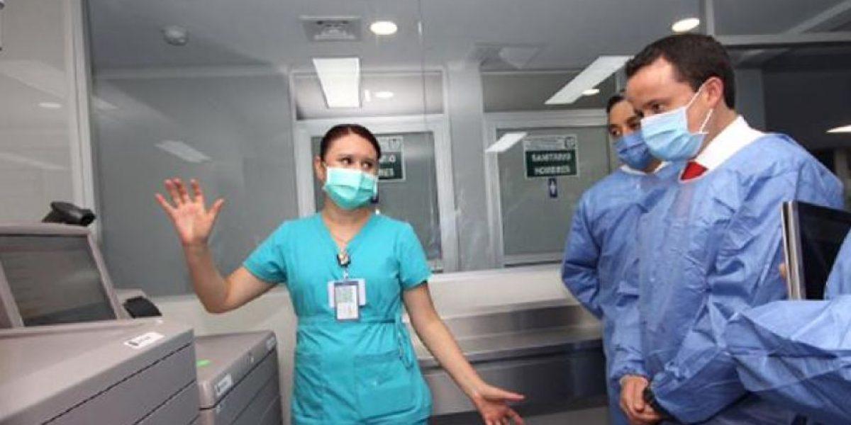 Director del IMSS verifica atención en Centro Médico Siglo XXI