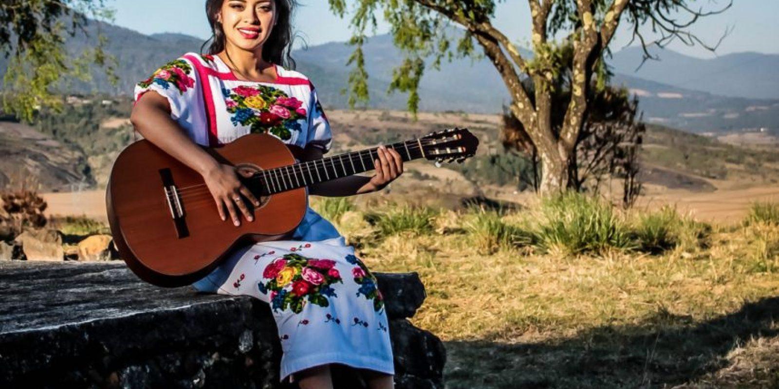 Las guitarras de Paracho son reconocidas internacionalmente. Foto:Cortesía