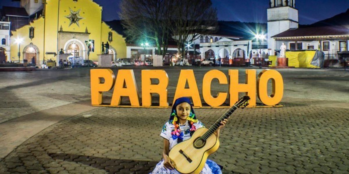 No te pierdas la Feria Internacional de la Guitarra en Paracho, Michoacán