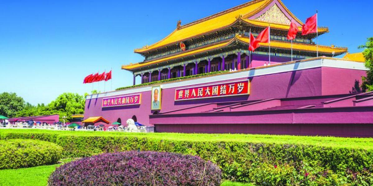 Renace el concepto imperial en el corazón de Beijing