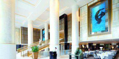 Un hotel digno de admirar. Foto:Cortesía