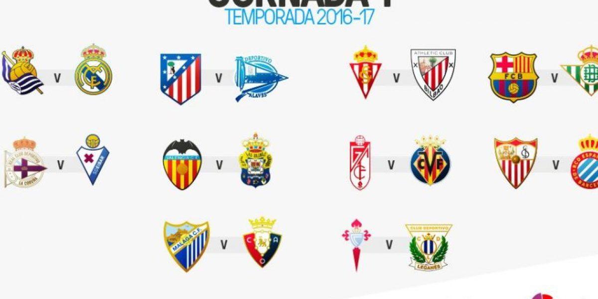 ¡El Clásico ya tiene fecha! La Liga de España presenta su calendario