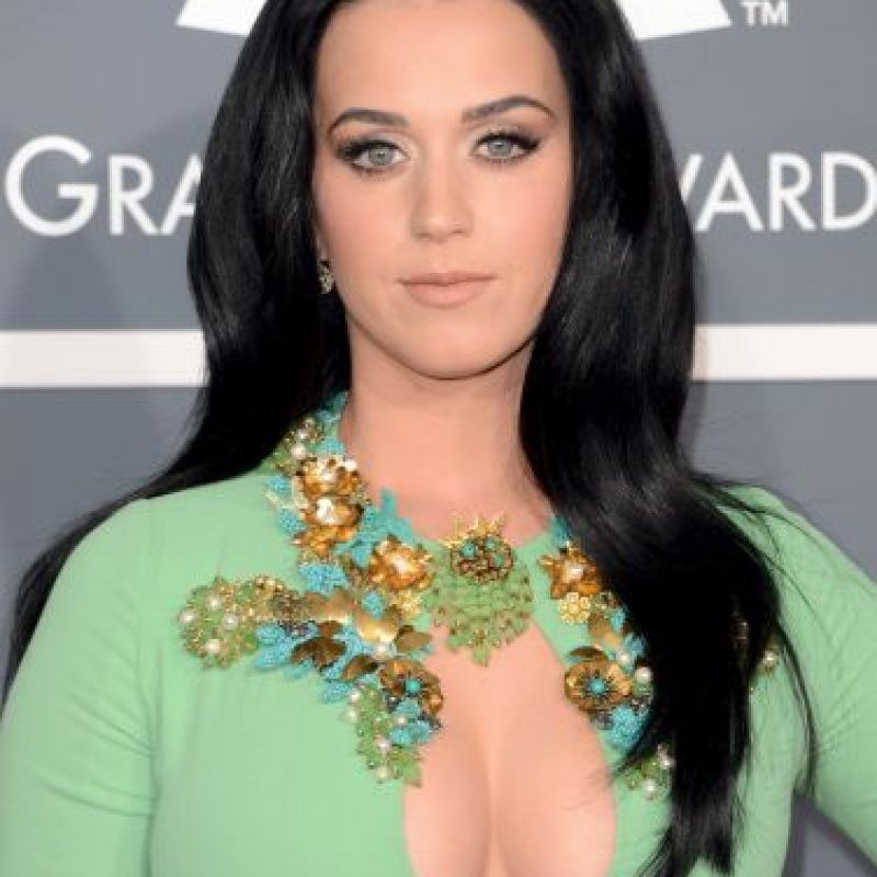 Katy Perry cantará uno de los temas de Río 2016 Foto:Getty Images