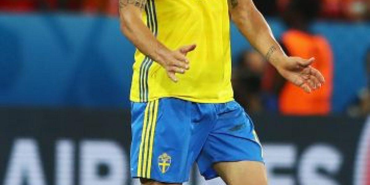 Zlatan Ibrahimovic y 10 fichajes que debutan en la Premier League