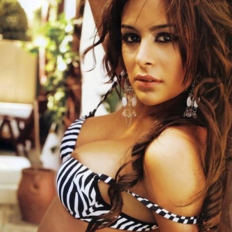 Larissa Riquelme podría convertirse en la novia de Jaguares Foto:Archivo