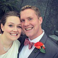 Esta es la foto original de la pareja. Foto:Imgur