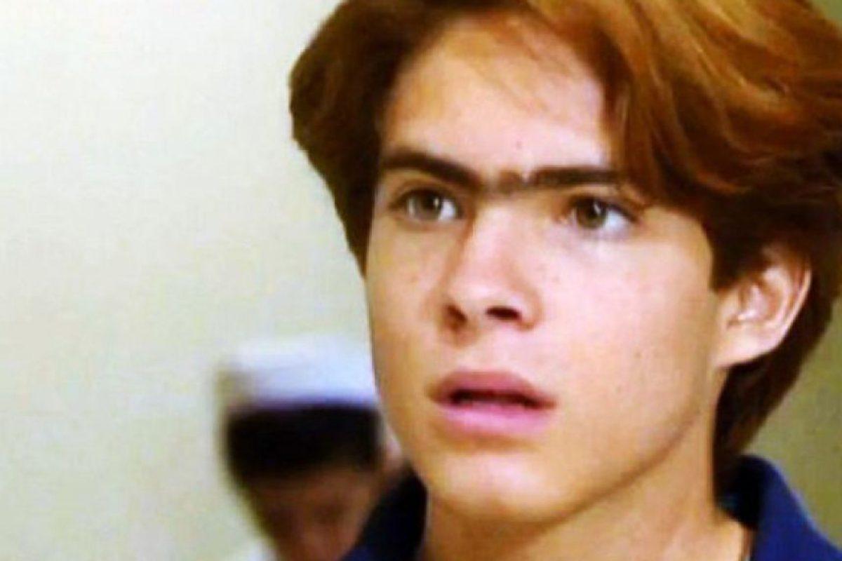 """Osvaldo Benavides era Fernando """"Nandito"""" de la Vega Ramírez. Foto:vía El Canal de las Estrellas"""