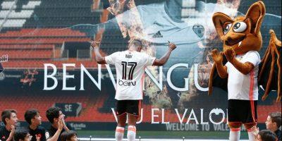 Foto:Twitter Valencia