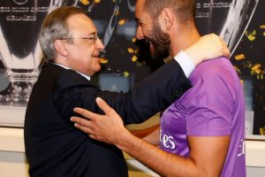 Karim Benzemá se unió temprano a la pretemporada. Foto:Twitter: @realmadrid