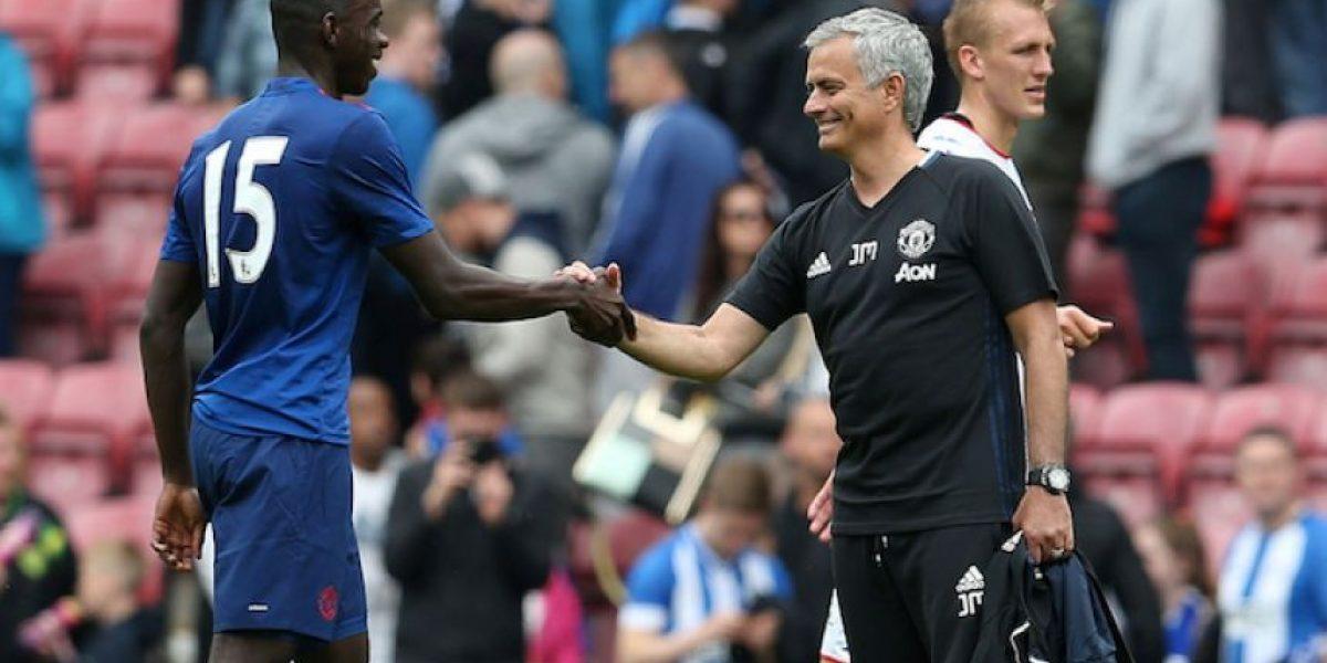Mourinho se estrena frente al United con victoria sobre el Wigan