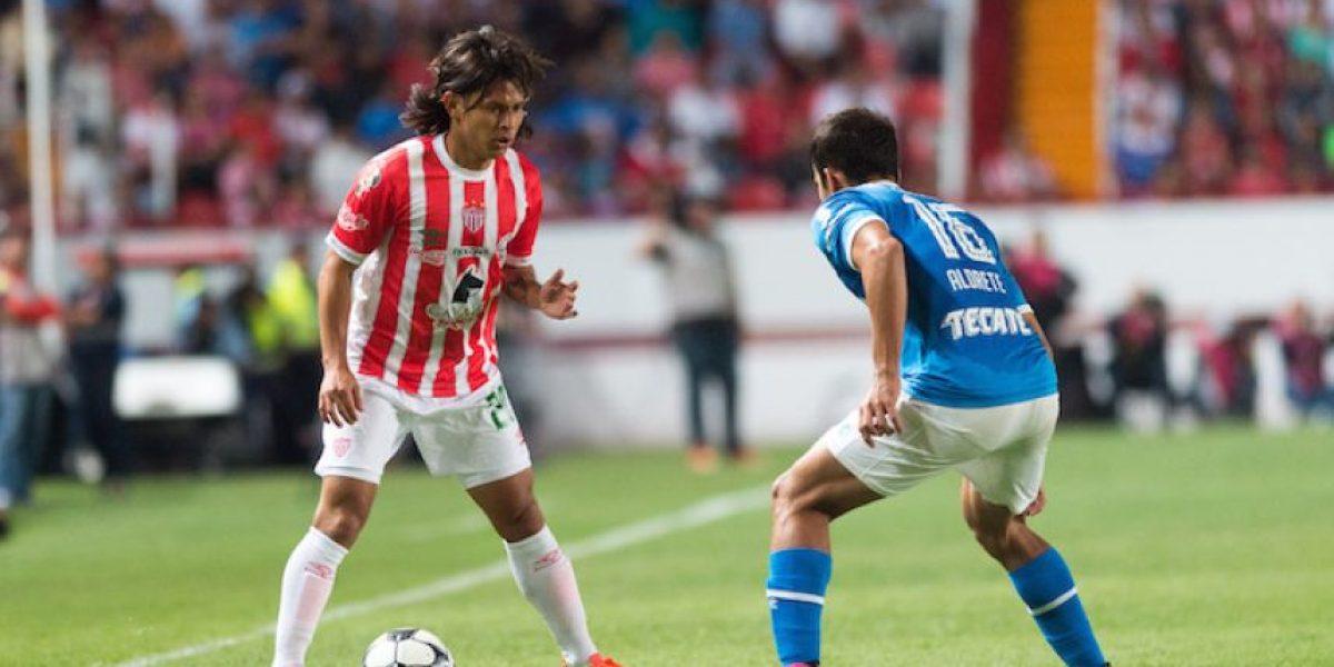 Necaxa regresa a Primera División con empate ante Cruz Azul