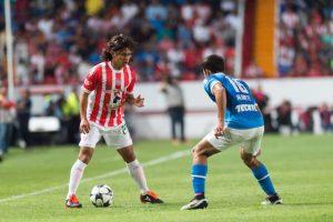 Necaxa regresa a Primera División con empate ante Cruz Azul Foto:Mexsport