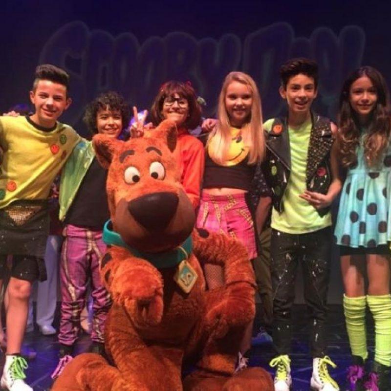 Foto:Facebook/Scooby-Doo En VIVO