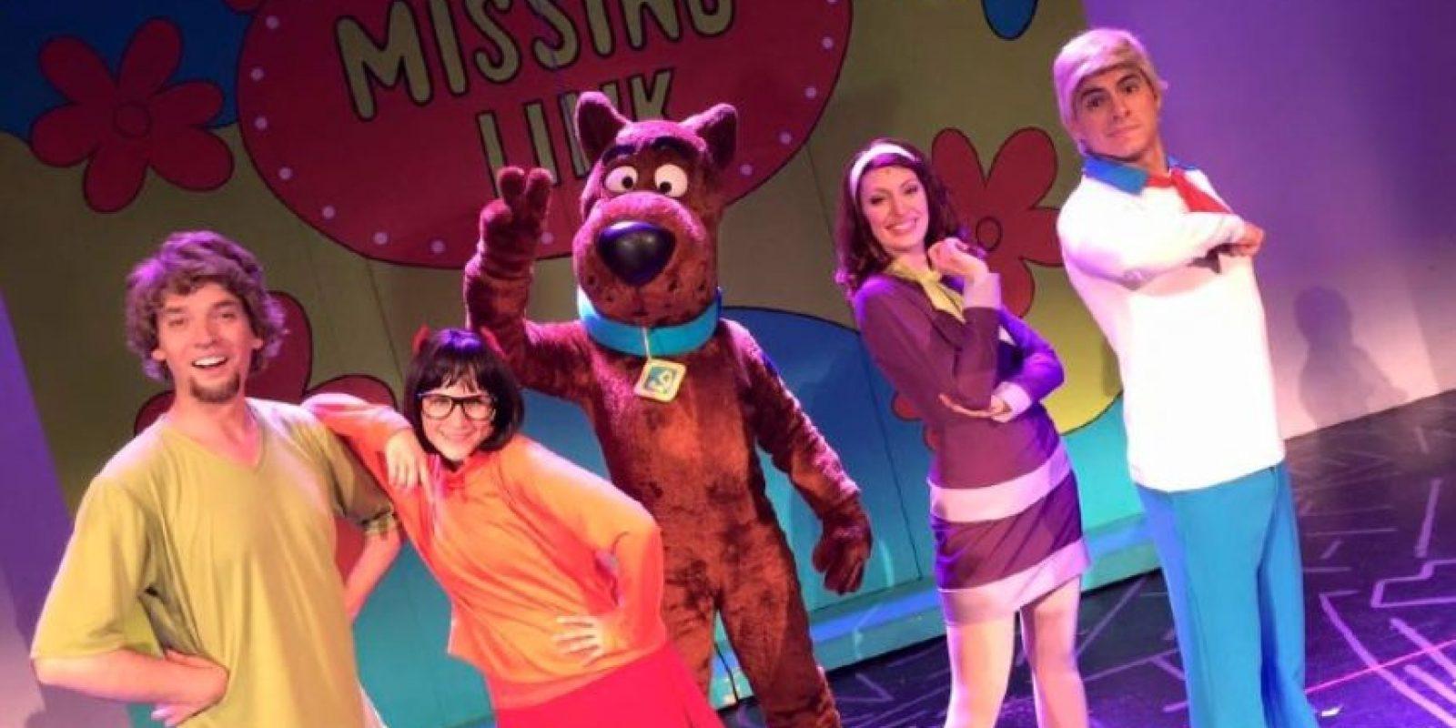 """""""Scooby Doo: Misterios Musicales"""" Foto:Facebook/Scooby-Doo En VIVO"""