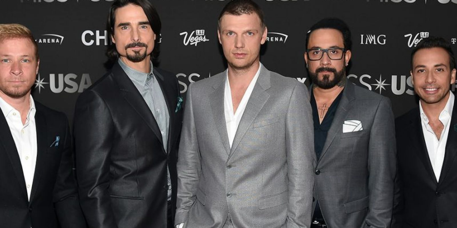 Backstreet Boys Foto: Getty Images