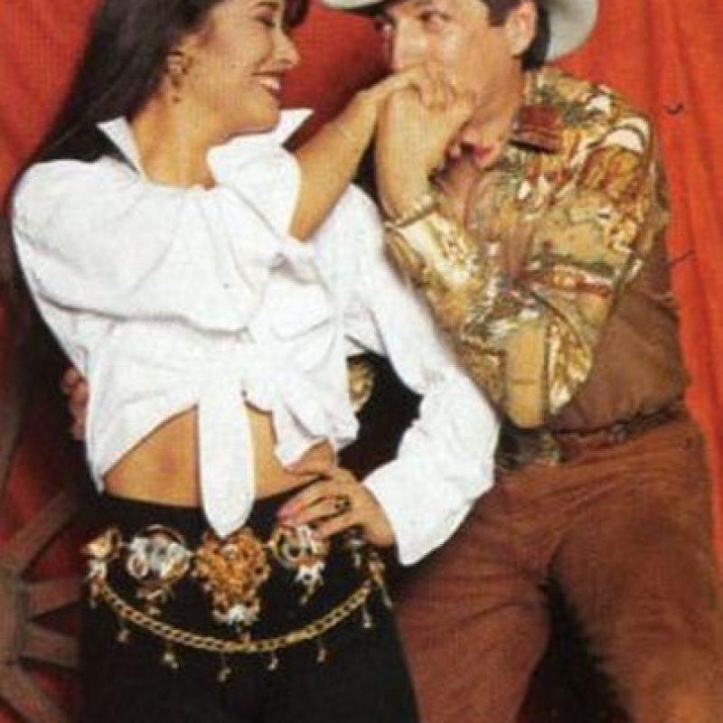Selena también estuvo presente en esta telenovela Foto:Televisa