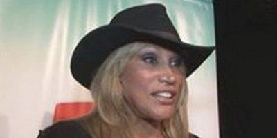 Hace unas semanas la también cantante confesó a los medios de comunicación que tiene un novio mucho más joven que ella Foto:Vía facebook.com/pages/Laura-León-Mx-Oficial