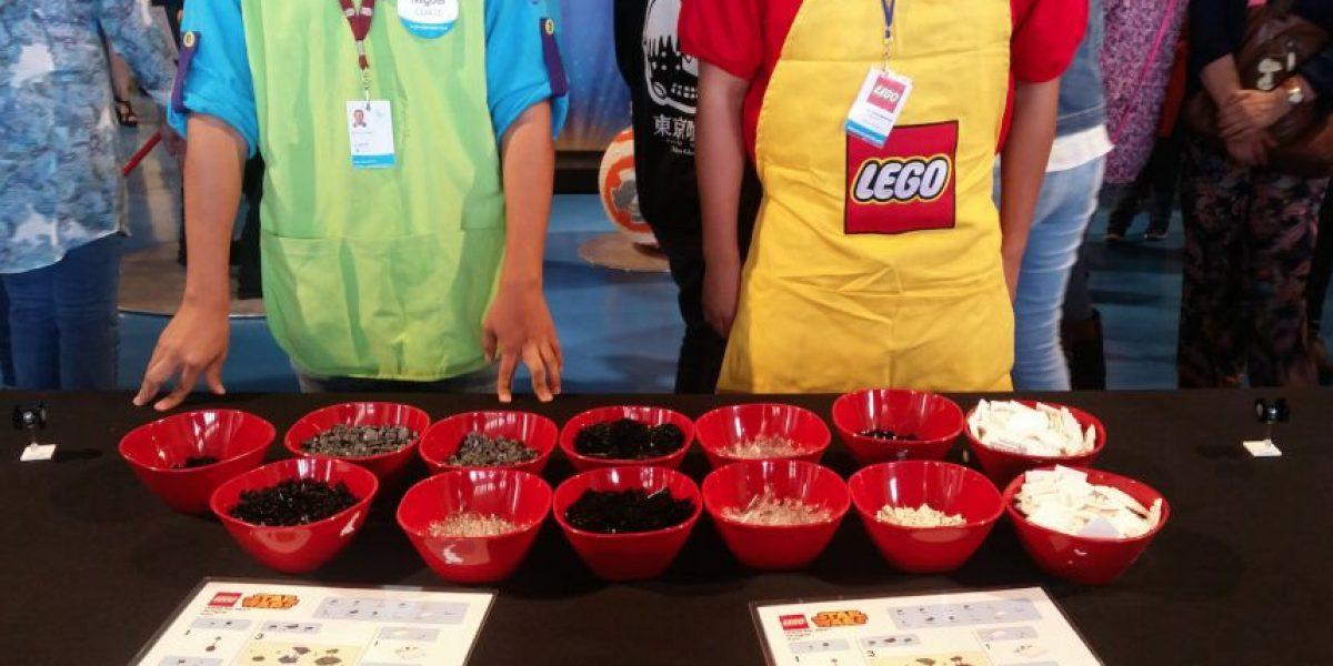 Sumérgete en una piscina llena de piezas de Lego: Play Time en Papalote