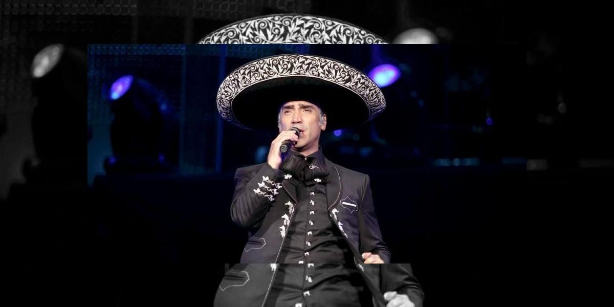 Cuándo estará Alejandro Fernández en Fiestas de Octubre Guadalajara 2016
