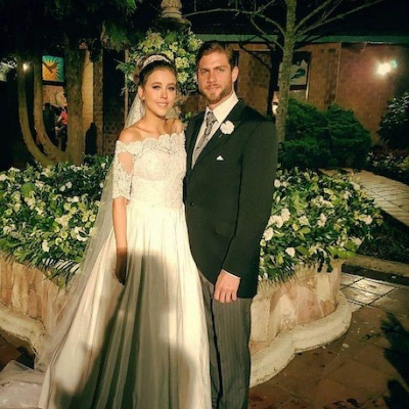Paulina Goto y Horacio Pancheri rumbo al altar Foto:Instagram/horaciopancheri