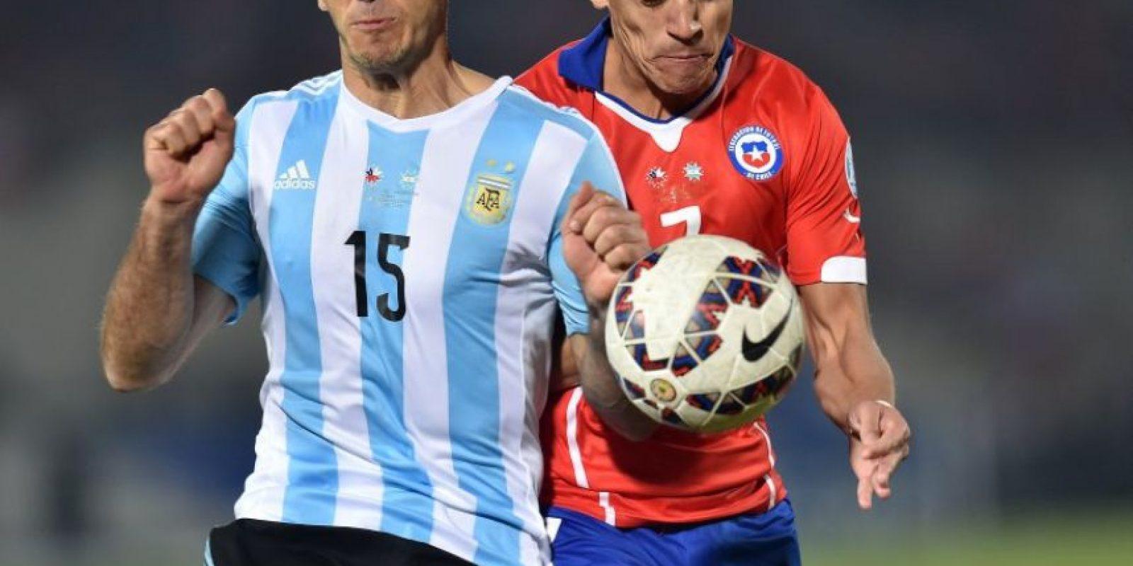Martín Demichelis: Manchester City no le renovó contrato tras la temporada 2015/2016. El subcampeón del Mundo en 2014 y de la Copa América 2015 está relacionado con un retorno a su país Foto:AFP