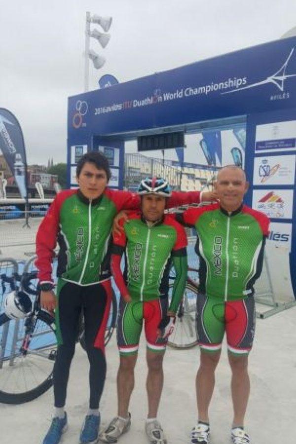 Falta de recursos sigue siendo obstáculo de atletas paralímpicos Foto:Cortesía Mario Santillán y Aureliano Valenzuela
