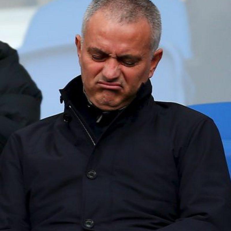 Ladrón intentó robar la casa de José Mourinho Foto:Getty Images