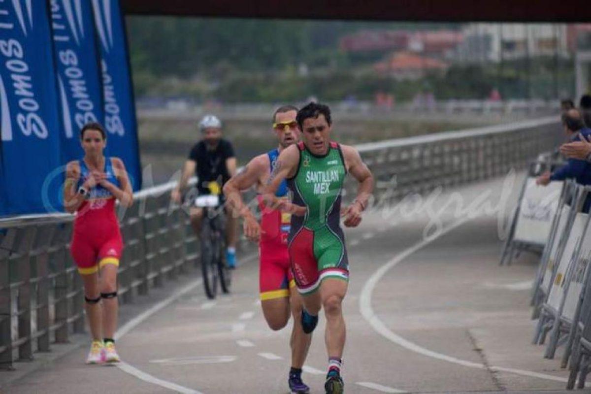 Mario Santillán Foto:Cortesía Mario Santillán y Aureliano Valenzuela