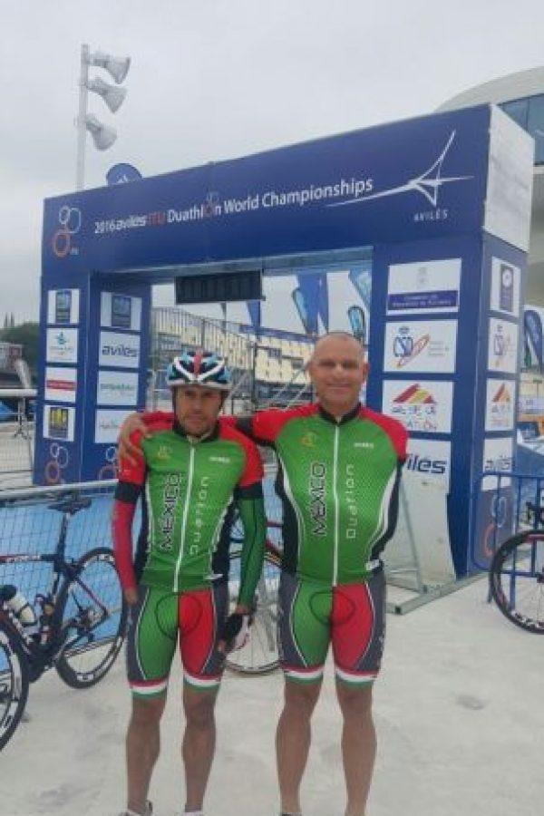 Mario Santillán y Aureliano Valenzuela