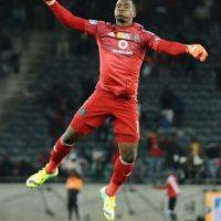Senzo Meyiwa. En octubre de 2014 fue asesinado a balazos el capitán de la Selección de Sudáfrica. Foto:Getty Images