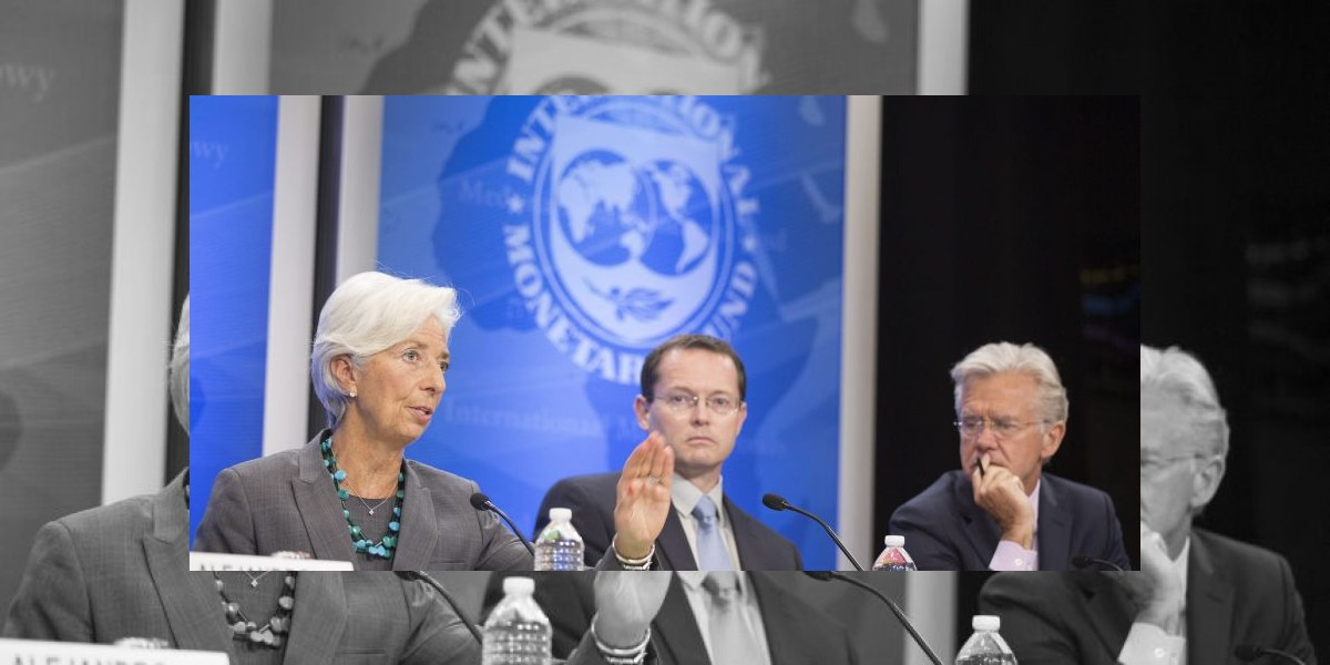 FMI mejora pronóstico de crecimiento para la economía mexicana