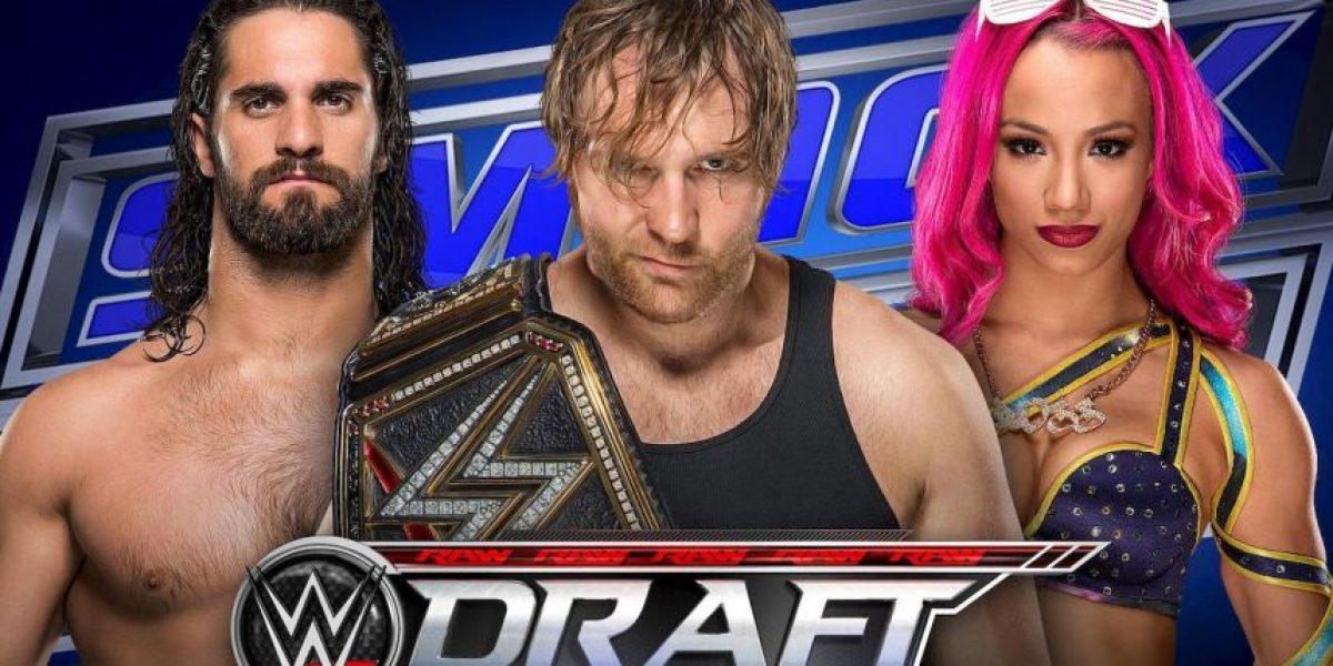 Todo lo que deben saber del Draft de WWE y la separación de marcas