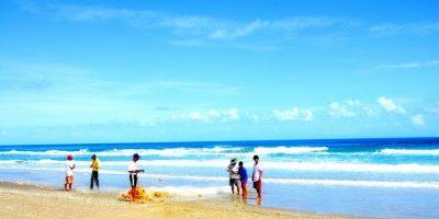 Playa Barra de Tordo Foto:Turismo Tamaulipas