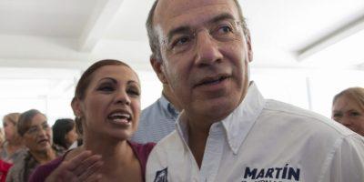 Calderón pidió perdón por la lucha contra el narcotráfico Foto:cuartoscuro/archivo