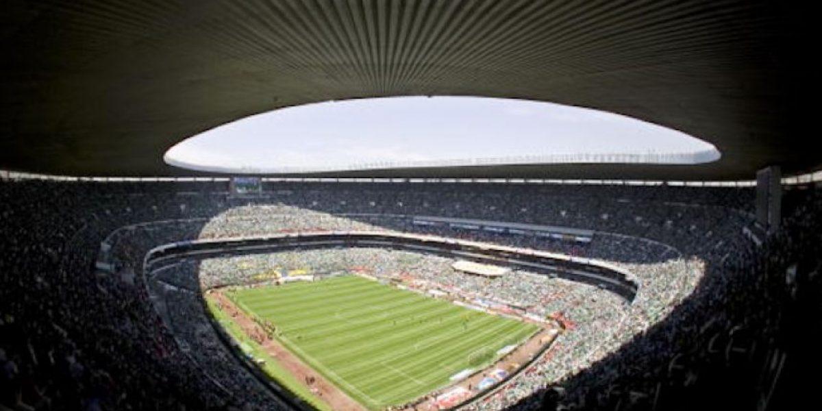 El Estadio Azteca estrena voz