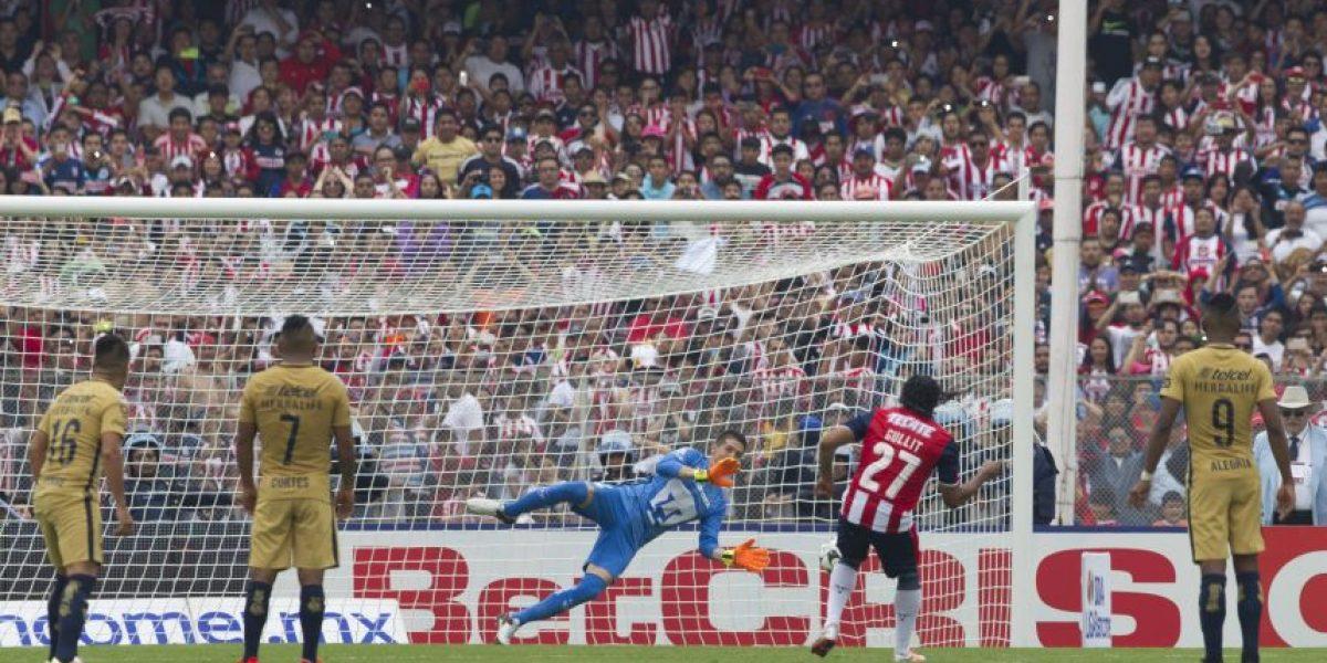 Tirar penales, pesadilla rojiblanca frente a Pumas