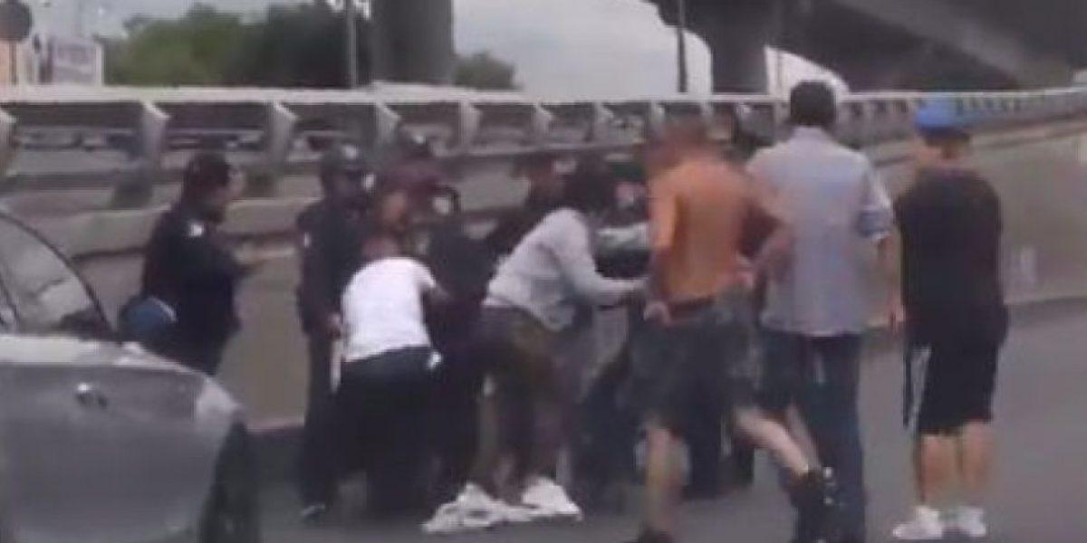 Delincuente se escapa de la Policía, pero no de la muerte