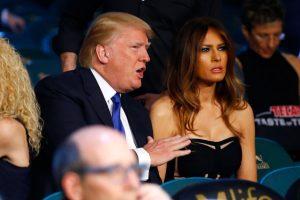 Contrajo matrimonio con Donald Trump en 2005 Foto:Getty Images