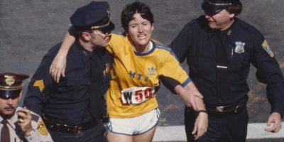 El diario Marca hizo un ranking de los mayores tramposos del deporte y eligió en el primer lugar a Rosie Ruiz. La atleta cubana ganó el maratón de Boston en 1980 y rebajó su tiempo en 25 minutos, lo que provocó las sospechas de la organización y se terminó comprobando que había hecho un tramo en metro Foto:Getty Images