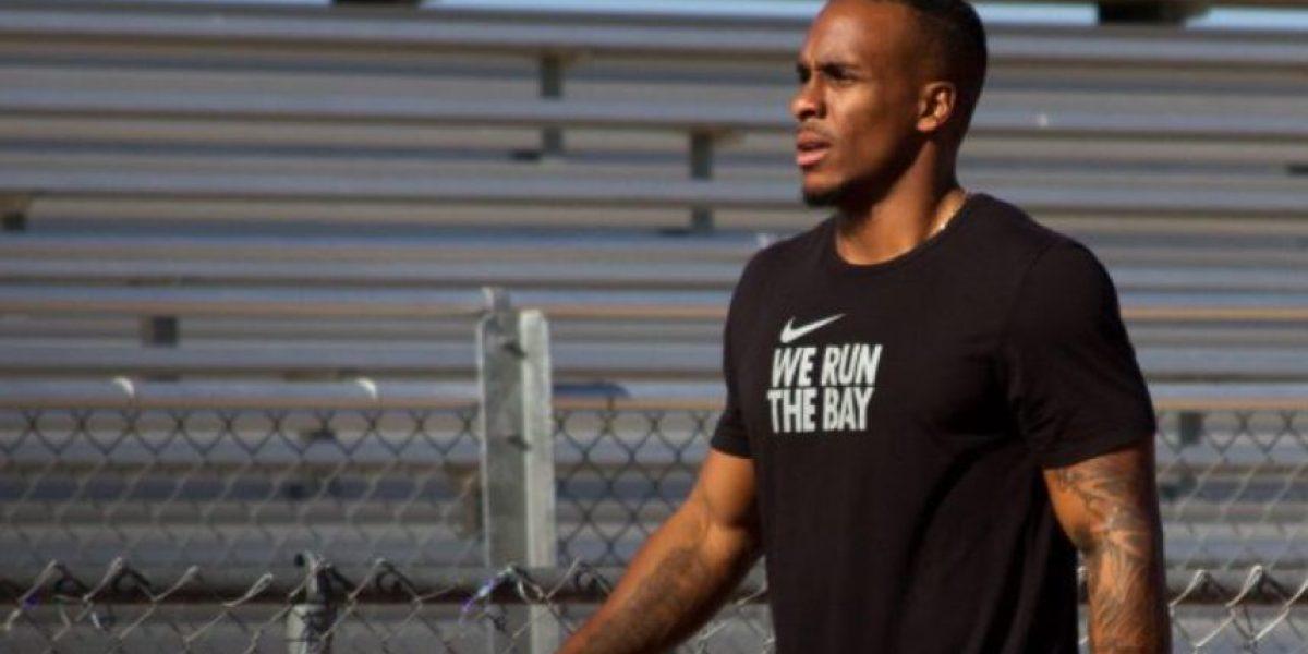Ex jugador de la NFL cumple su sueño y competirá en Río 2016