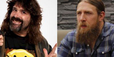 Mick Foley y Daniel Bryan serán los nuevos gerentes generales de WWE Foto:WWE