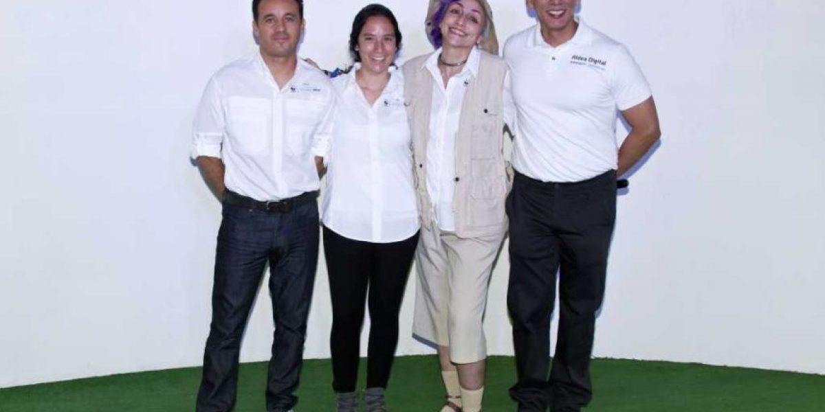 Fernanda Tapia invita a vivir un