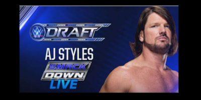 AJ Style Foto:WWE
