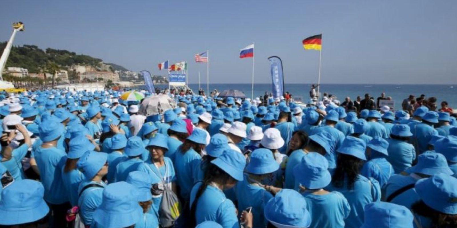 Pagó las vacaciones de miles de empleados Foto:AFP