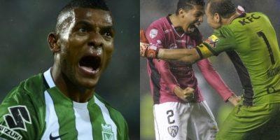 Atlético Nacional e Independiente del Valle buscan el primer paso a la gloria de la Copa Libertadores Foto:AFP
