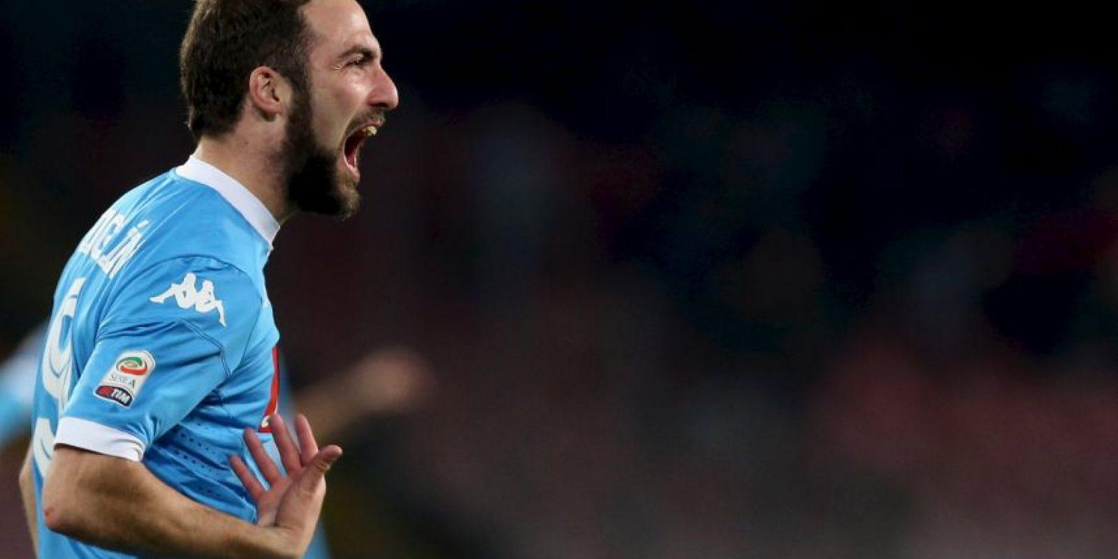 La venta de Paul Pogba le permitiría a Juventus pagar la cláusula de 94 millones que pide Napoli por Gonzalo Higuaín Foto:Getty Images