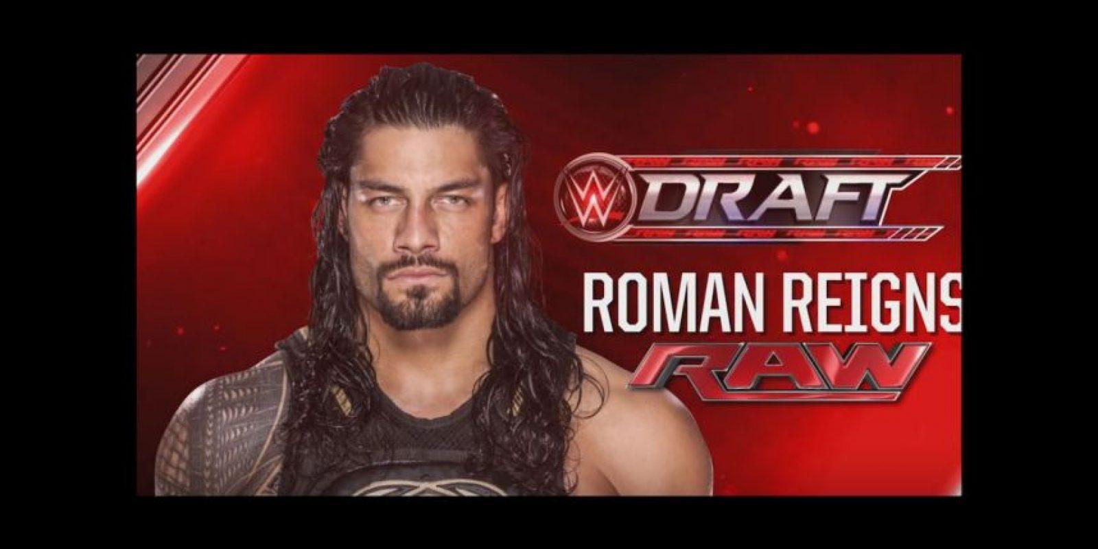 Roman Reigns Foto:WWE